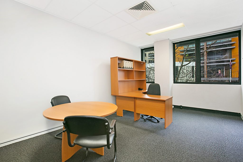 Office Spaces and Rates -